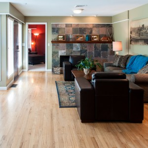 Blue Spruce living room