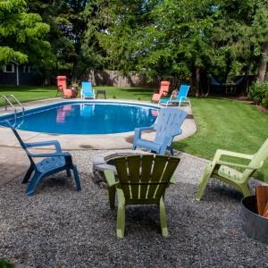 Blue Spruce pool